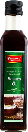 Olej sezamowy Diamond 250ml