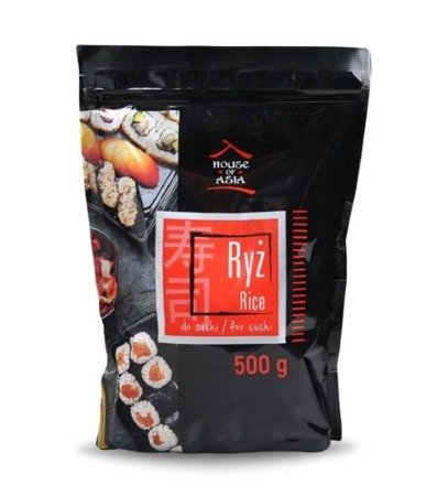 Ryż do sushi 500g - House of Asia