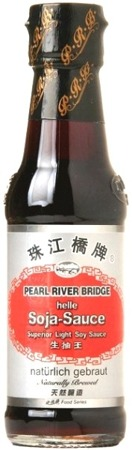 Sos sojowy jasny 150ml - Pearl River Bridge