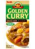 Golden Curry Medium Hot (średnio ostre) 92g - S&B - danie w 30 min