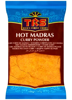 Hot Madras Curry, ostre 100g - TRS