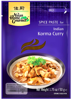 Pasta do indyjskiego Korma Curry 50g - Asian Home Gourmet
